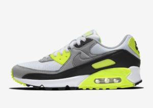 Nike está reviviendo la forma original Air Max 90 para el próximo 30 aniversario