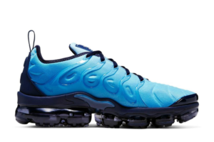 Air VaporMax Plus Light Current Blue