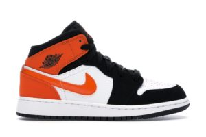 Jordan 1 Mid Shattered Backboard (GS)