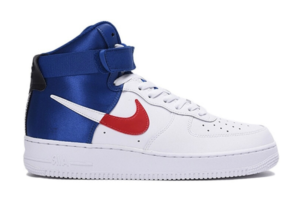 Air Force 1 '07 LV8 High NBA Clippers