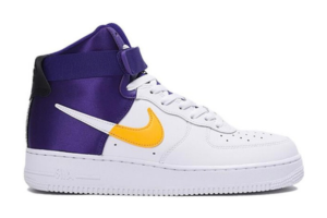 Air Force 1 '07 LV8 High NBA Lakers