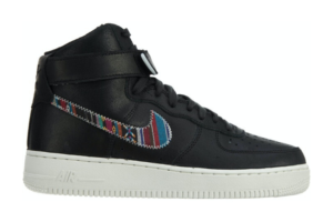Air Force 1 High '07 Lv8 Black/Black-Summit White