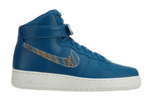 Air Force 1 High '07 Lv8 Industrial Blue