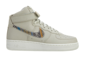 Air Force 1 High '07 Lv8 Light Bone/Light Bone