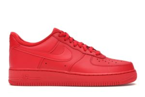 Air Force 1 Low Triple Red