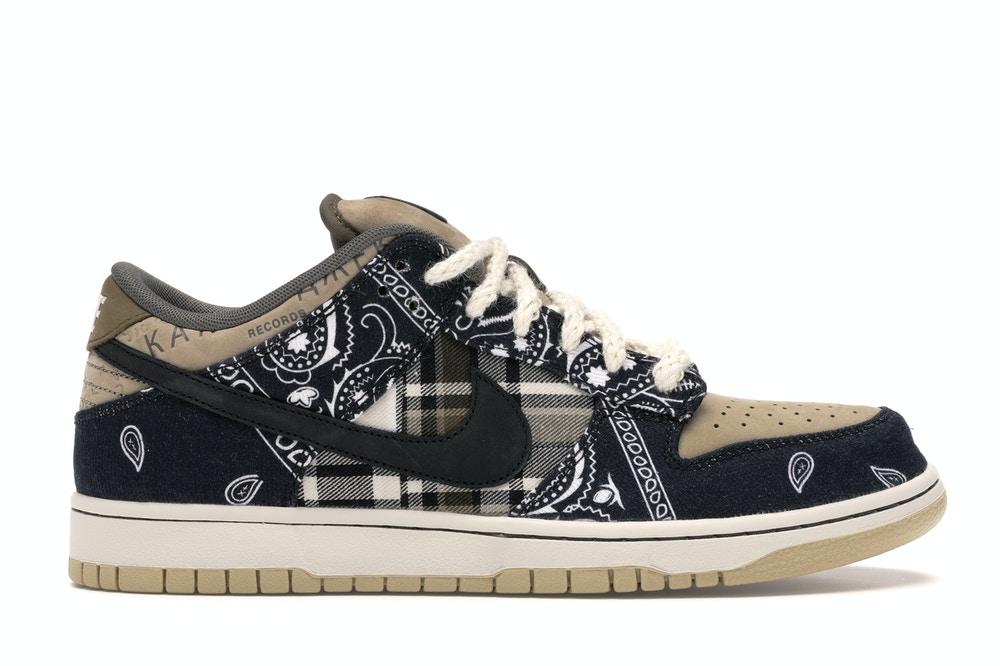 Cantina proteína financiero  Nike SB Dunk Low Travis Scott – Gamarra® Sitio Oficial