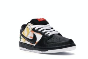 Nike SB Dunk Low Raygun Tie-Dye Black